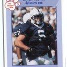 BRAD SCIOLI 1998 Penn State Second Mile College Card COLTS DE