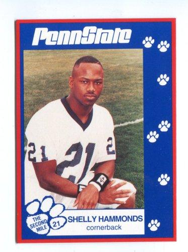 SHELLY HAMMONDS 1993 Penn State Second Mile CB Vikings