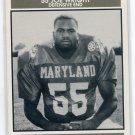 JOE WRIGHT 1992 Big 33 Maryland MD High School card SYRACUSE DE