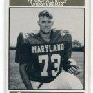 MICHAEL KELLY 1992 Big 33 Maryland MD High School card VIRGINIA Cavaliers OL