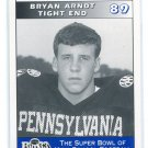 BRYAN ARNDT 1995 Big 33 Pennsylvania PA High School card BOSTON COLLEGE