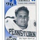 MIKE CERIMELE 1996 Big 33 Pennsylvania PA High School card PENN STATE Redskins
