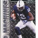 CHRIS GODWIN 2017 Leaf Draft TD Machines INSERT #TD-1 ROOKIE Penn State WR