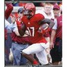 JAMES QUICK 2017 Leaf Draft #33 ROOKIE Louisville Cardinals WR