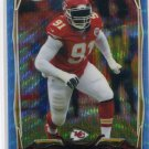 TAMBA HALI 2014 Topps Chrome BLUE WAVE REFRACTOR #21 Penn State KANSAS CITY CHIEFS