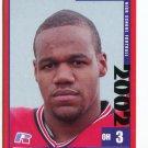 TYLER EVERETT 2002 Big 33 Ohio OH High School card OHIO STATE Buckeyes