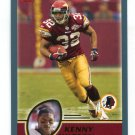 KENNY WATSON 2003 Topps #196 ROOKIE Penn State BENGALS