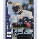 CUNCHO BROWN 1999 Collector's Edge CE Triumph AUTO #CB ROOKIE Penn State Nittany Lions SAINTS