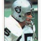 Rare MATT MILLEN 1981 Topps Sticker #101 ROOKIE Penn State RAIDERS