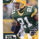 BHAWOH JUE 2002 Upper Deck UD XL #181 Penn State PACKERS