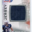 BOONE FELDT 2012 Upper Deck UD USA Football JERSEY North Texas OL
