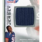 IKENNA NWAFOR 2012 Upper Deck UD USA Football JERSEY Stanford Cardinal DT
