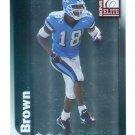 NA BROWN 1999 Donruss Elite #165 ROOKIE North Carolina Tar Heels EAGLES