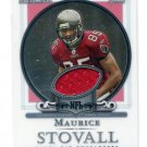 MAURICE STOVALL 2006 Bowman Sterling JERSEY ROOKIE Notre Dame Irish BUCCANEERS