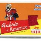 TALMAN GARDNER 2003 Topps All-American JERSEY #FA-TG ROOKIE Florida State Seminoles SAINTS