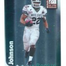 JAMES JOHNSON 1999 Donruss Elite #182 ROOKIE Mississippi Miss State DOLPHINS