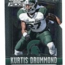 KURTIS DRUMMOND 2015 Panini Prizm DPP #210 ROOKIE Michigan State Spartans