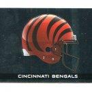 LH) TEAM HELMET 2015 Panini Stickers FOIL #84 BENGALS