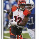 LH) MOHAMED SANU 2015 Panini Stickers #92 Rutgers BENGALS Falcons