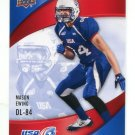 MASON EWING 2013 Upper Deck UD USA Football #26
