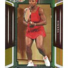 SERENA WILLIAMS 2005 Donruss Americana Sports Legends GOLD SP #94 Tennis #d/25