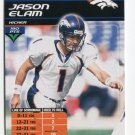 JASON ELAM 2002 NFL Showdown #100 Hawaii Warriors BRONCOS