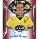 DRUE CHRISMAN 2016 Leaf Army All-American Tour RED AUTO Ohio State Buckeyes  #d/5