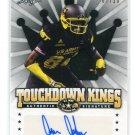 JUWAN JOHNSON 2015 Leaf Army All-American TD Kings BLACK AUTO Penn State #d 7/10