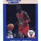 MICHAEL JORDAN 1988 Starting Line-Up SLU Chicago Bulls