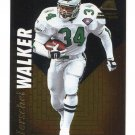 HERSCHEL WALKER 1995 Pinnacle Zenith Edition #Z67 EAGLES Georgia Bulldogs HEISMAN