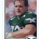 RON HELLER 1991 Upper Deck UD #319 Penn State EAGLES