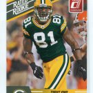 ANDREW QUARLESS 2010 Panini Donruss Rated Rookie #3 ROOKIE Green Bay GB Packers PENN STATE