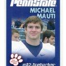 MICHAEL MAUTI 2010 Penn State Second Mile VIKINGS LB