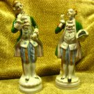 Lipper-Mann IHC Period Colonial Figurines Pre 1968 Imported From Japan 8 1/2""
