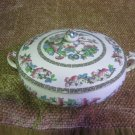 Indian Tree Tureen By Johnson Brothers Vintage Tableware Made In England 9""