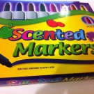 Fruit Scented Markers 1pack Of 8 Watercolor Bullet Point