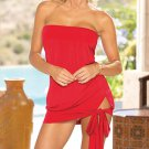 Red Dress Two way wear Dress for women new with tags by Dream girl Clubwear