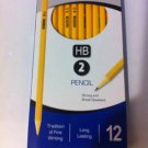 Writting And Drawing Lead Pencil Premium Quality HB 2 12 Pencils