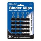 New 20 Pack Binder Clips note holder office clips