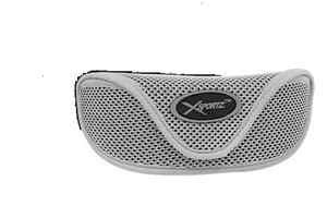 Xportz Sunglasses Case Silver Color Sunglasses Holder Case Protector