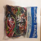 rubber bands pack 1/2 pound assorted sized colorful rubber bands all purpose use
