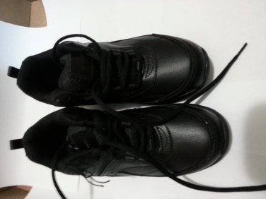 Black Men Shoes Size 5W Sports Shoes Black