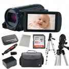Canon HFR 600 Camcorder With Dexule Accessory Bundle