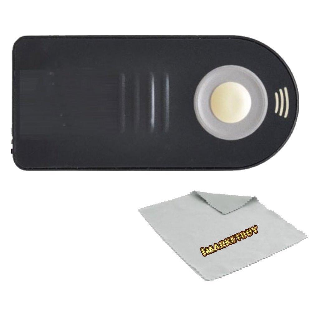 Camera Remote Wireless Shutter Release for Canon T5i,T5,T4i,T4,T3i,T3 Digital Cameras