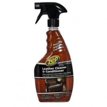 Zep Leather Cleaner Condition 24oz