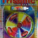 Trisonic Laser Lens Cleaner With Cleaning Solution