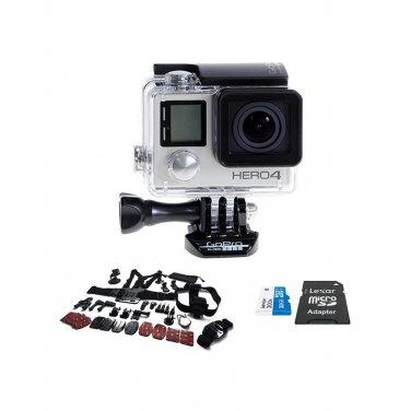 GoPro Hero 4 Essential Package Kit 16GB