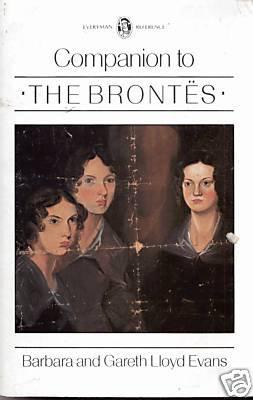 COMPANION TO THE BRONTES By BARBARA & GARETH L. EVANS