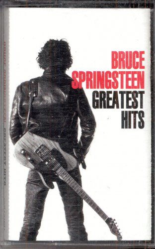 BRUCE SPRINGSTEEN GREATEST HITS--AUDIOCASSETTE