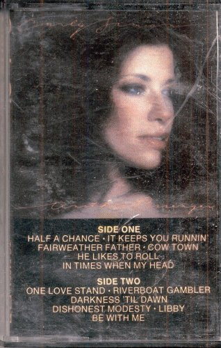 ANOTHER PASSENGER By CARLY SIMON--AUDIOCASSETTE